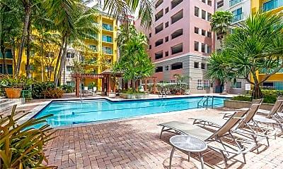 Pool, 6001 SW 70th St 143, 1