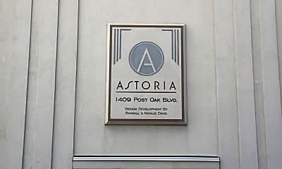 Astoria High Rise Luxury Condominium Tower (Negotiated), 1