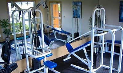 Fitness Weight Room, 12375 SW 18th St, 0