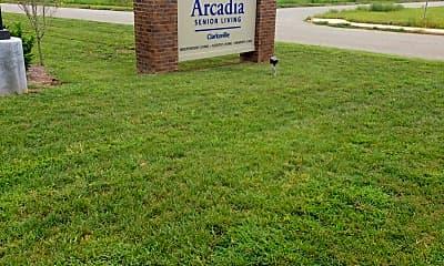 Arcadia Senior Living Clarksville, 1