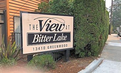 View At Bitter Lake, 1