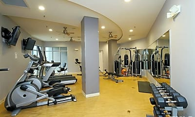 Fitness Weight Room, 222 Glenwood Ave 201, 2