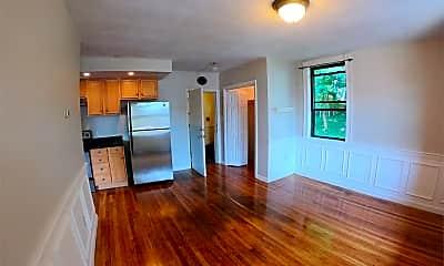 Living Room, 16 Walk Hill St 11, 1