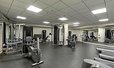 Fitness Weight Room, 601 Pennsylvania Avenue NW 510, 2