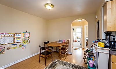 Dining Room, 1730 Bleigh Ave 2, 1