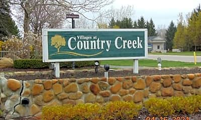 Community Signage, 4864 Carrington Dr, 2