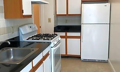 Kitchen, 1534 Taylor Street, 1