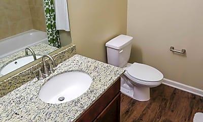 Bathroom, Loveland Station, 2