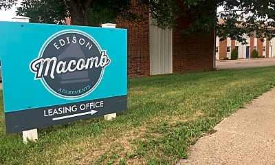 Edison Macomb Apartments, 1