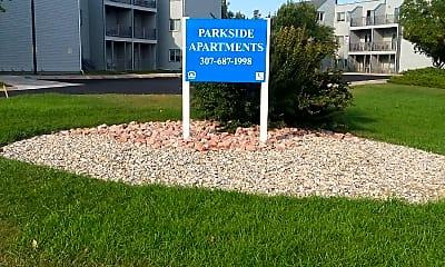 Parkside Apartments, 1