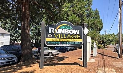 Rainbow Village Apartments, 1