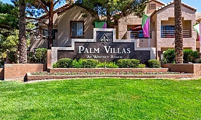 Community Signage, Palm Villas at Whitney Ranch, 2