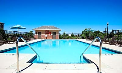 Pool, 1201 at Covell Village, 2