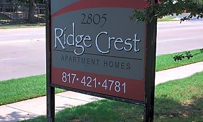 Ridge Crest, 1