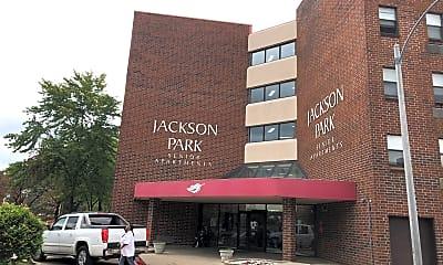 Jackson Park Apartments, 2