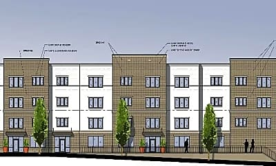 Rendering, 200 Loomis Apartments, 0