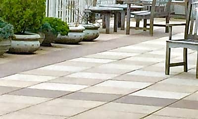 Patio / Deck, 1301 20th St NW 407, 2