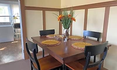 Dining Room, 1451 Montcalm Street, 2
