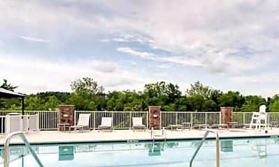 Pool, 6301 Edsall Rd 512, 2