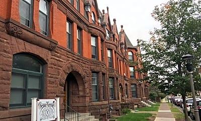 Building, 1224 E 1st St, 0