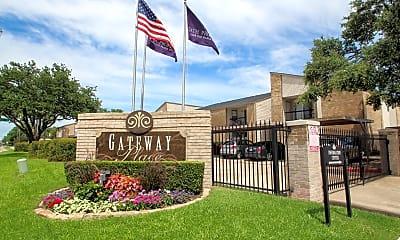 Community Signage, Gateway Place, 0