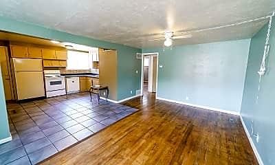 Living Room, 1378 E 1000 N, 1