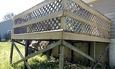 Patio / Deck, 1022 Birchwood Ln, 2