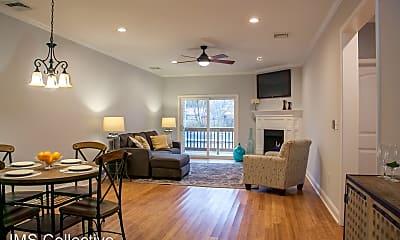 Living Room, 158 Union Turnpike, 1