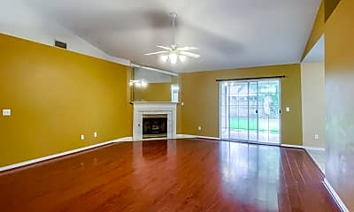 Living Room, 9121 Sebring Dr, 1