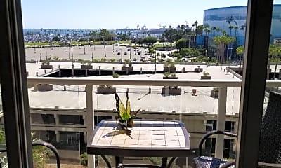 Patio / Deck, 488 E Ocean Blvd, 1