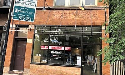 Community Signage, 2037 W Roscoe St 2, 1