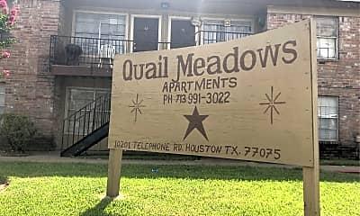 Quail Meadows, 1
