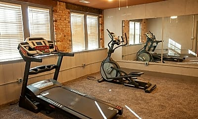Fitness Weight Room, 1111 E Iron Ave, 2