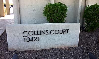Collins Court Apartments, 1