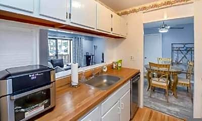 Kitchen, 201 Woodhollow Dr, 2