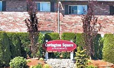 Community Signage, 2875 SW 214th Ave, 0