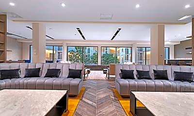 Living Room, The Millennia Apartment Building, 1