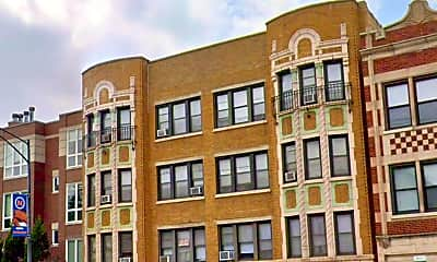 Building, 4350 N Ashland Ave, 2