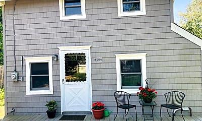 Patio / Deck, 850 Old Corlies Ave REAR, 1