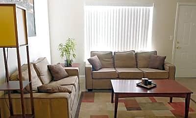Living Room, Courtyard Village, 1