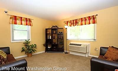 Living Room, 1307 Wildwood Pkwy, 1