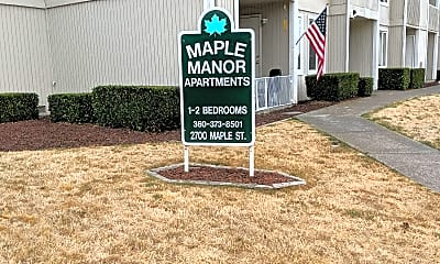 Maple Manor Apartments, 1