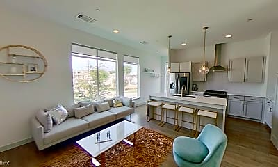Living Room, 2103 Bennett Ave, 0