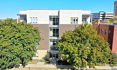 Building, 609 1st St SW, 1