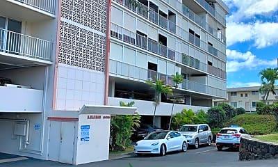 Building, 909 Ala Lilikoi St, 1