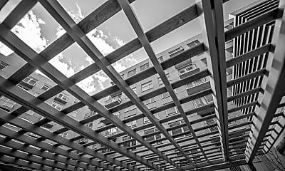 Patio / Deck, 1277 E 14th St 625D, 0