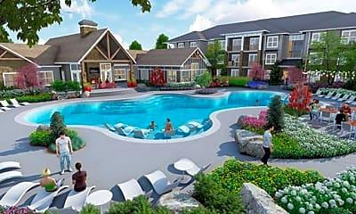 Pool, 1455 Satellite Blvd NW Unit #3, 0