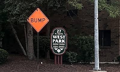 West Park Senior Ctr, 1