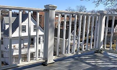 Building, 104 Arlington St, 1