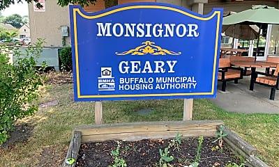 Monsignorr Geray Apartments, 1